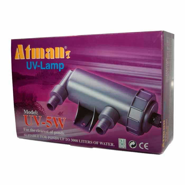 Atman UV-lamp 5W